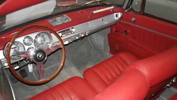 Hochwertige Ausstattung für Classic Cars
